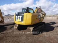 CATERPILLAR TRACK EXCAVATORS 313FL GC P equipment  photo 2