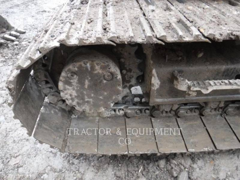 CATERPILLAR TRACK EXCAVATORS 312E equipment  photo 9