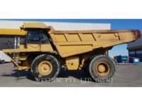 Equipment photo Caterpillar 775E CAMIOANE PENTRU TEREN DIFICIL 1