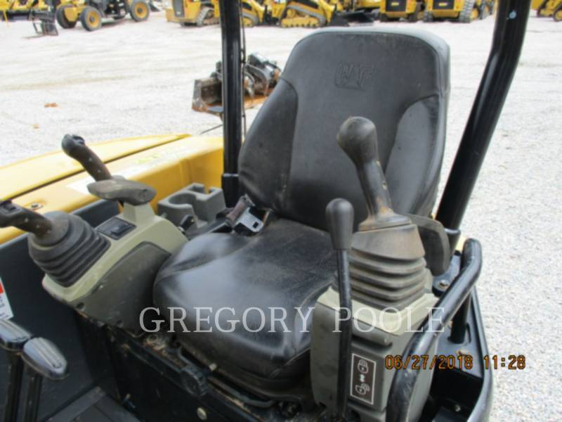 CATERPILLAR EXCAVADORAS DE CADENAS 303.5E2 CR equipment  photo 17