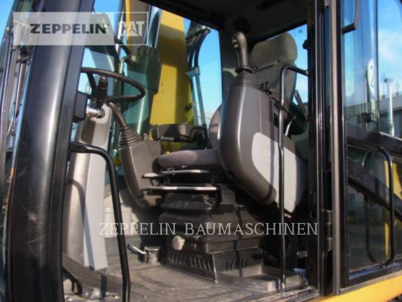 CATERPILLAR WHEEL EXCAVATORS M316D equipment  photo 18