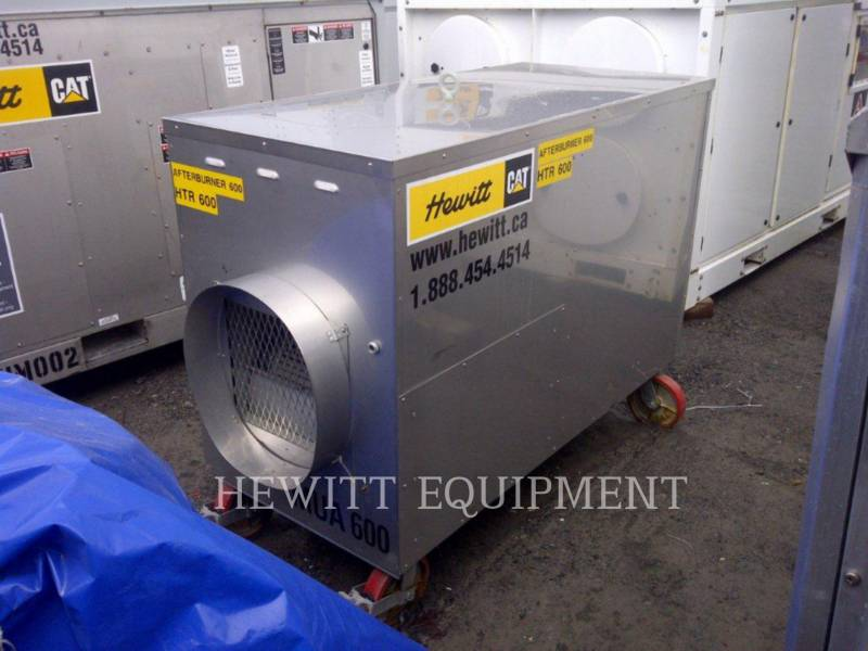 OTHER US MFGRS HVAC: HEATING, VENTILATION, AND AIR CONDITIONING 600 MBH MAKE UP AIR HEATER equipment  photo 1