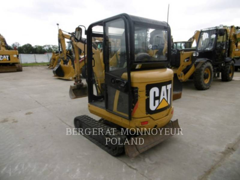CATERPILLAR TRACK EXCAVATORS 301.8C equipment  photo 2