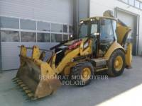 Equipment photo CATERPILLAR 432F バックホーローダ 1