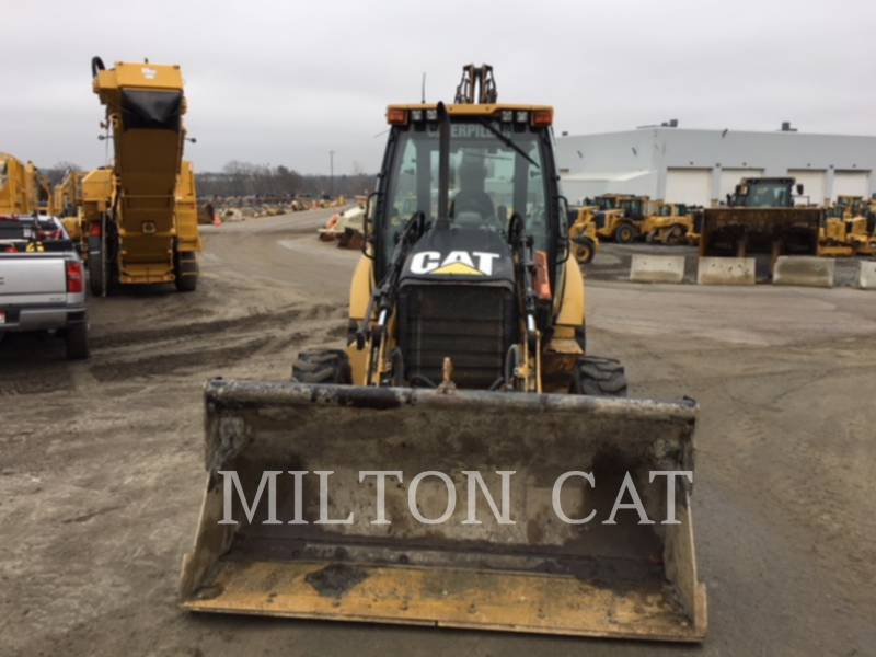 CATERPILLAR BACKHOE LOADERS 430E equipment  photo 2