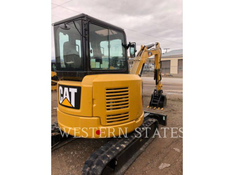 CATERPILLAR TRACK EXCAVATORS 303.5 E CR equipment  photo 4
