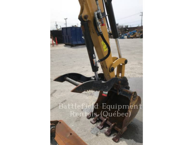 CATERPILLAR TRACK EXCAVATORS 305.5E2CR equipment  photo 9