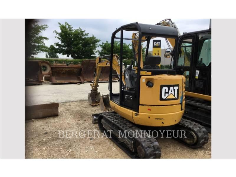 CATERPILLAR TRACK EXCAVATORS 302.7D CR equipment  photo 5