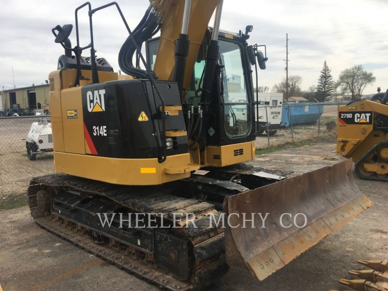 CATERPILLAR KETTEN-HYDRAULIKBAGGER 314E L CF equipment  photo 4