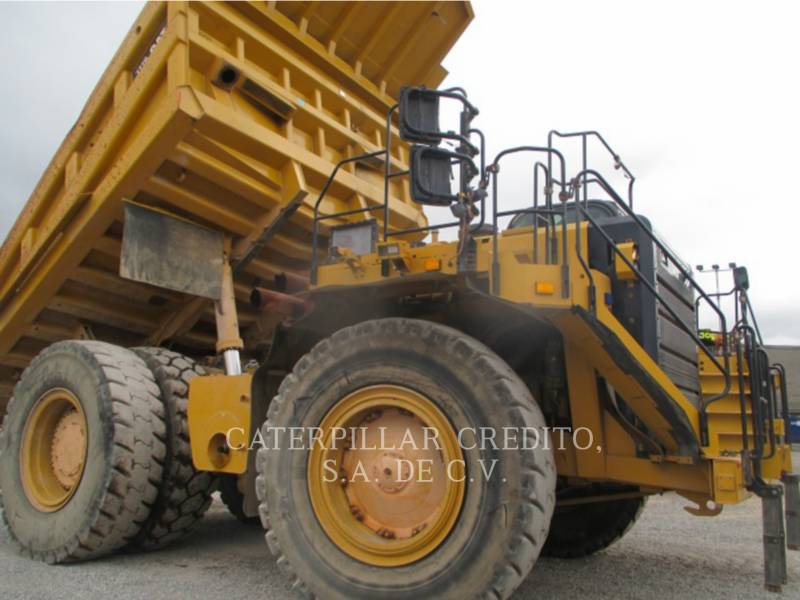 CATERPILLAR TOMBEREAUX DE CHANTIER 777GLRC equipment  photo 10