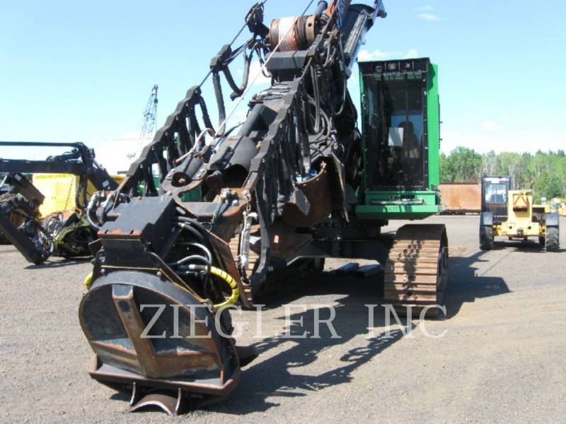 DEERE & CO. HERRAMIENTA: DESRAMADOR 2154D equipment  photo 1