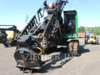 Equipment photo DEERE & CO. 2154D WT - DELIMBER 1