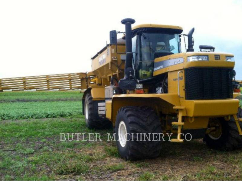 TERRA-GATOR SPRAYER TG8104TBG equipment  photo 9