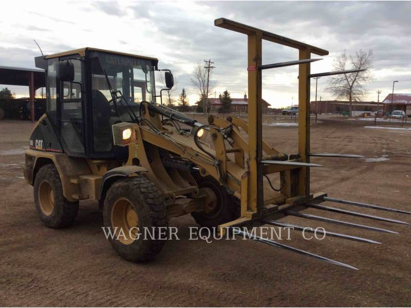CATERPILLAR WHEEL LOADERS/INTEGRATED TOOLCARRIERS 906 equipment  photo 4