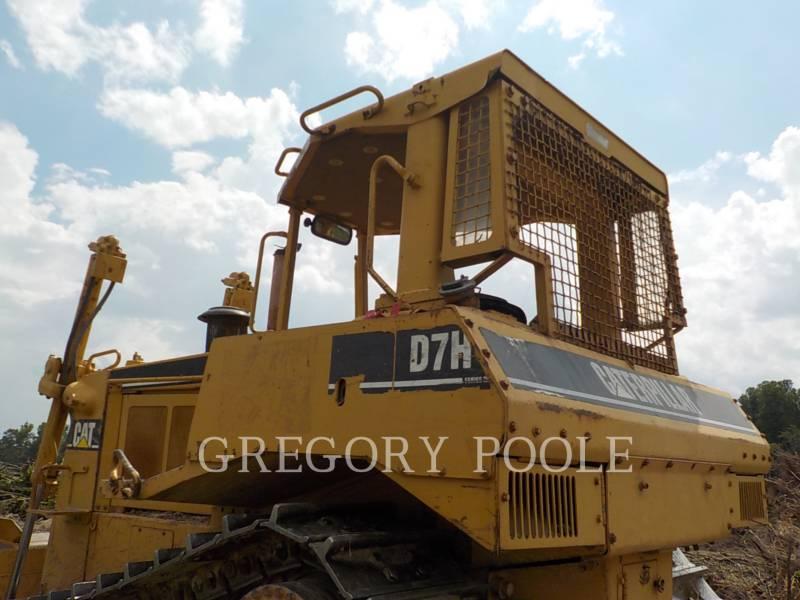 CATERPILLAR TRACK TYPE TRACTORS D7H equipment  photo 8