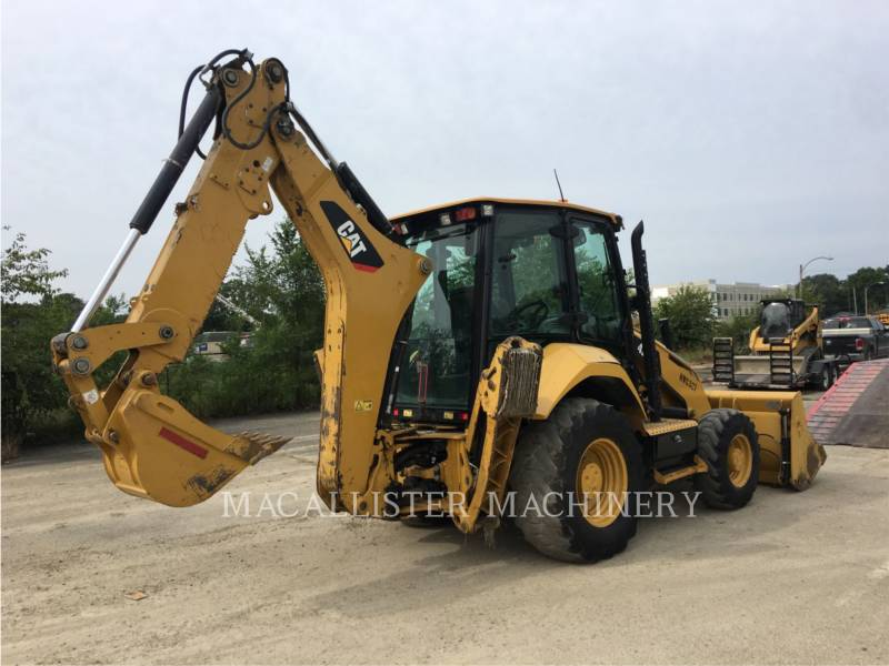 CATERPILLAR TERNE 420F2ST equipment  photo 4