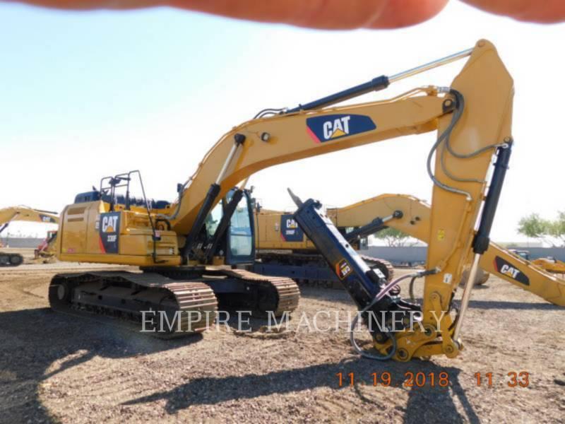 CATERPILLAR PELLES SUR CHAINES 330FL equipment  photo 1