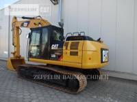 CATERPILLAR ESCAVATORI CINGOLATI 323D2L equipment  photo 2