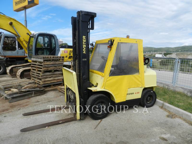 HYSTER EMPILHADEIRAS H4.00HM-5 equipment  photo 5