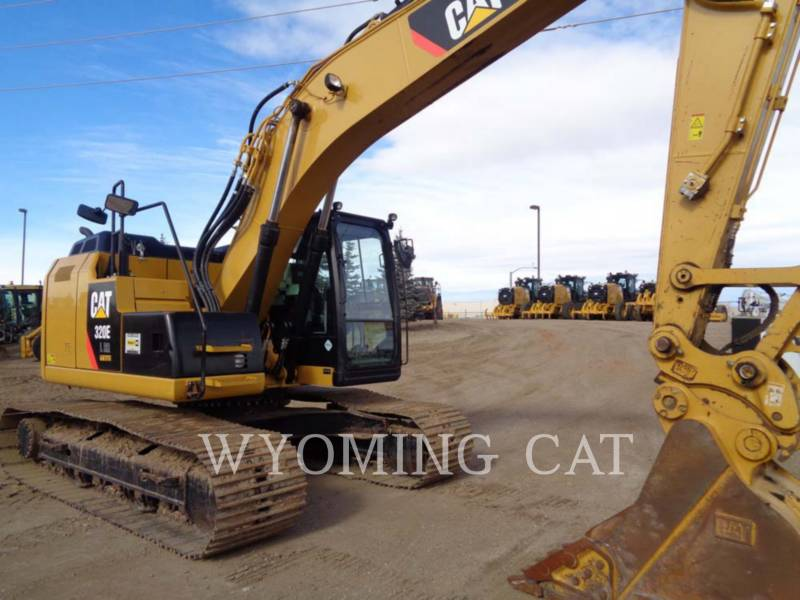 CATERPILLAR TRACK EXCAVATORS 320EL RR equipment  photo 12