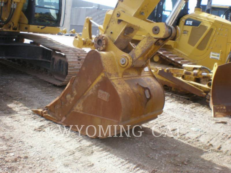 CATERPILLAR KETTEN-HYDRAULIKBAGGER 330DL equipment  photo 11