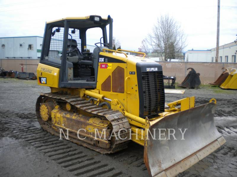 CATERPILLAR TRACK TYPE TRACTORS D3K XLCN equipment  photo 6