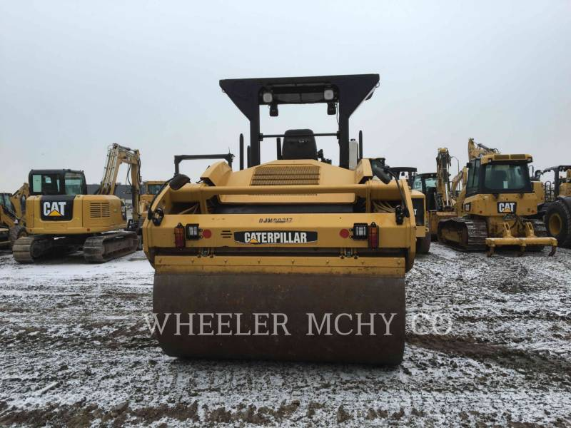 CATERPILLAR TANDEMOWY WALEC WIBRACYJNY DO ASFALTU (STAL-STAL) CB64 VV equipment  photo 5
