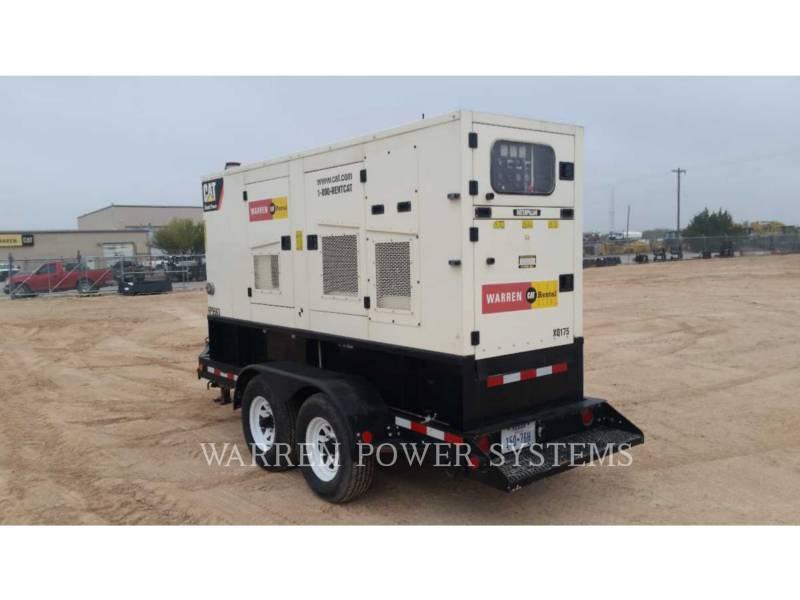 CATERPILLAR BEWEGLICHE STROMAGGREGATE XQ175 equipment  photo 4