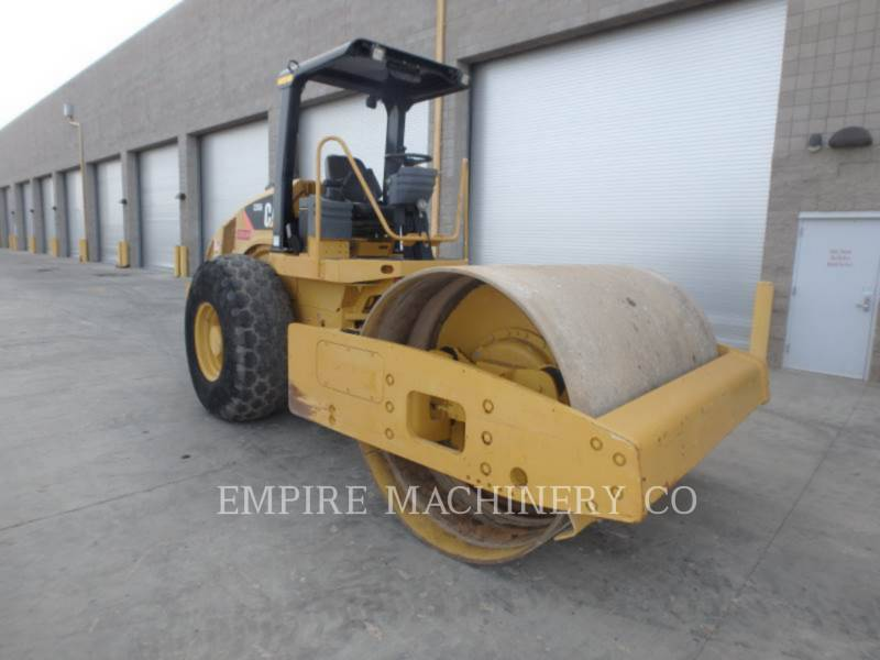 Caterpillar SUPORT TAMBUR SIMPLU PENTRU ASFALT CS56 equipment  photo 1