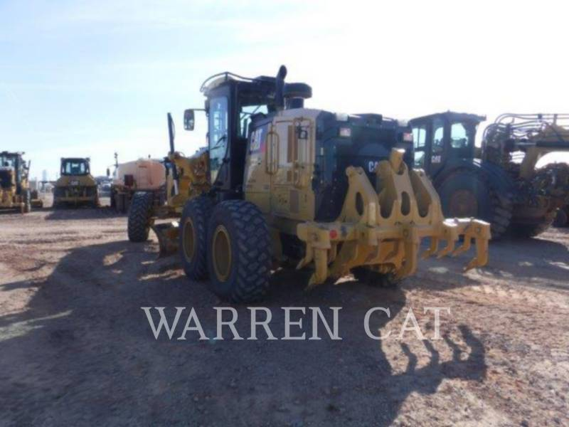 CATERPILLAR MOTOR GRADERS 140M2 ARO equipment  photo 2