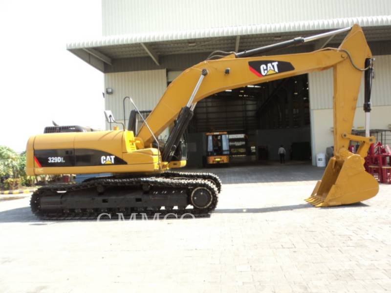 CATERPILLAR PELLES SUR CHAINES 329DL equipment  photo 5