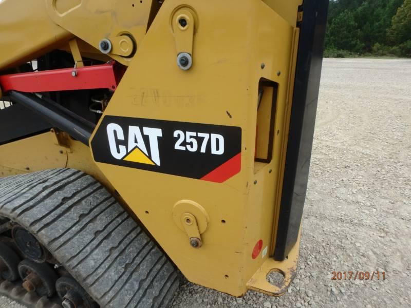 CATERPILLAR MULTI TERRAIN LOADERS 257D equipment  photo 23