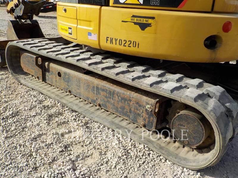 CATERPILLAR TRACK EXCAVATORS 305.5E CR equipment  photo 21