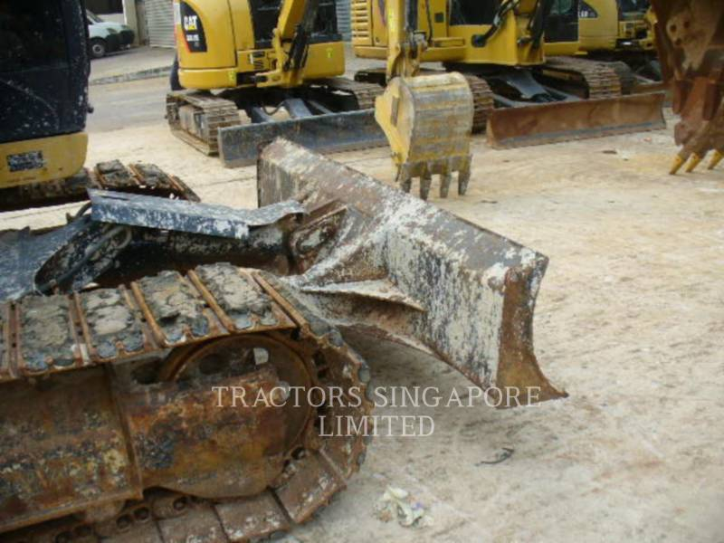 CATERPILLAR EXCAVADORAS DE CADENAS 307D equipment  photo 8