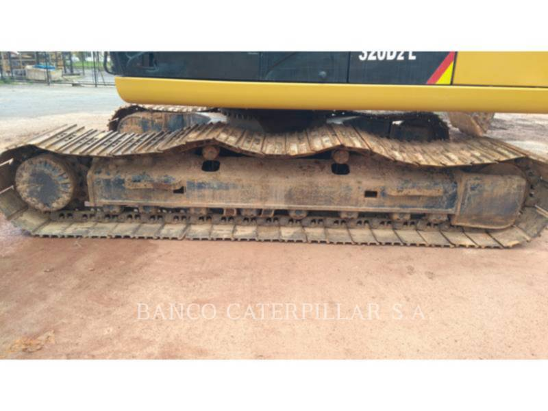 CATERPILLAR TRACK EXCAVATORS 320D2L equipment  photo 19