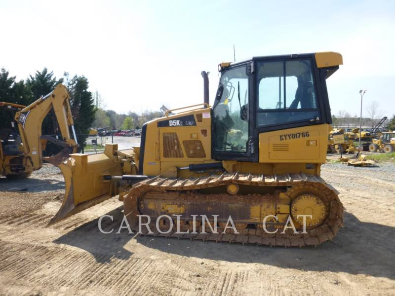 CATERPILLAR KETTENDOZER D5K2 LGPCB equipment  photo 2