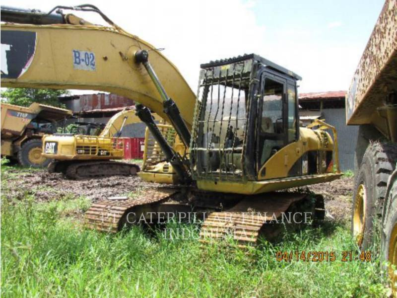Caterpillar EXCAVATOARE PE ŞENILE 320D equipment  photo 1