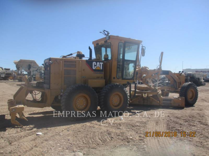 CATERPILLAR MOTORGRADERS 12K equipment  photo 7