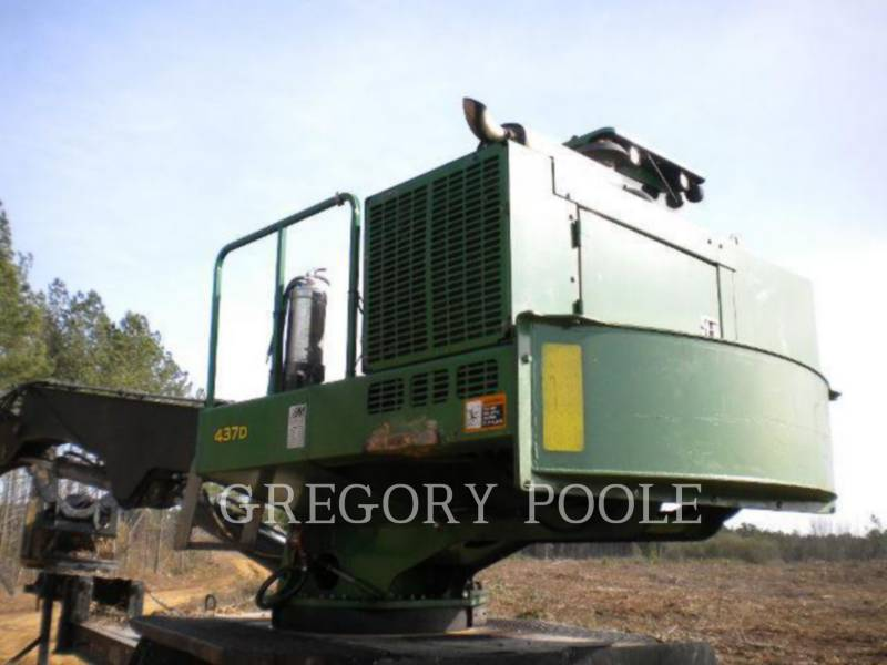 JOHN DEERE FORESTAL - CARGADORES DE TRONCOS 437D equipment  photo 5