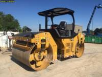CATERPILLAR COMPACTEURS TANDEMS VIBRANTS CB64B equipment  photo 1