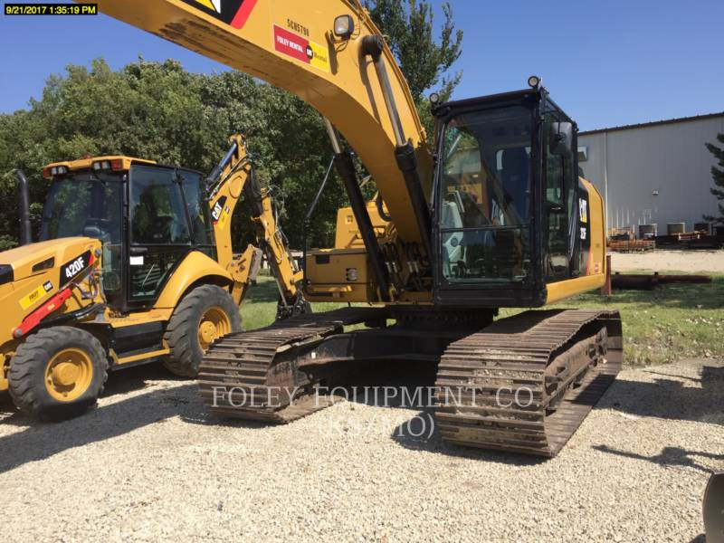 Caterpillar EXCAVATOARE PE ŞENILE 323FL9 equipment  photo 1