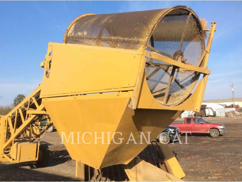PACCAR INC TROMMEL SCREEN TS200 equipment  photo 11