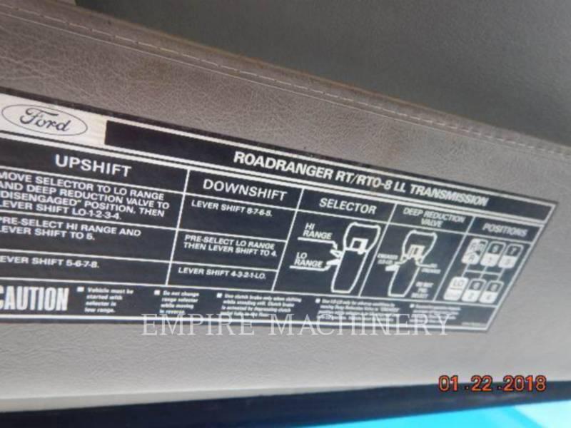 NEW HOLLAND SONSTIGES F650 equipment  photo 8