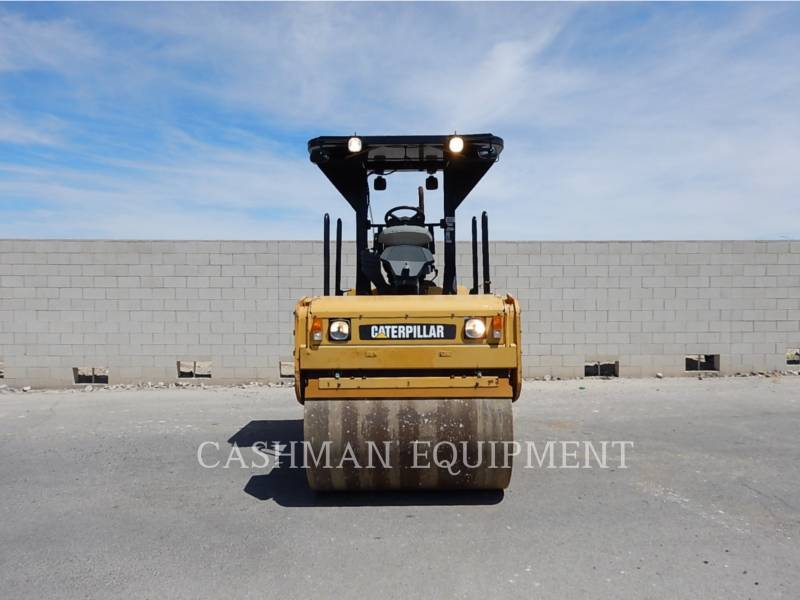 CATERPILLAR COMPACTADORES CB-434D equipment  photo 5