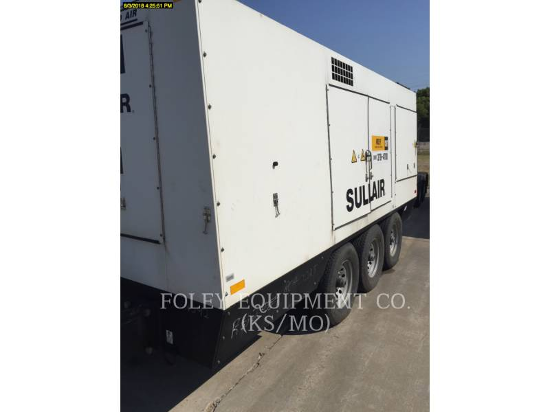 SULLAIR LUCHTCOMPRESSOR 1600HAFDTQ equipment  photo 3