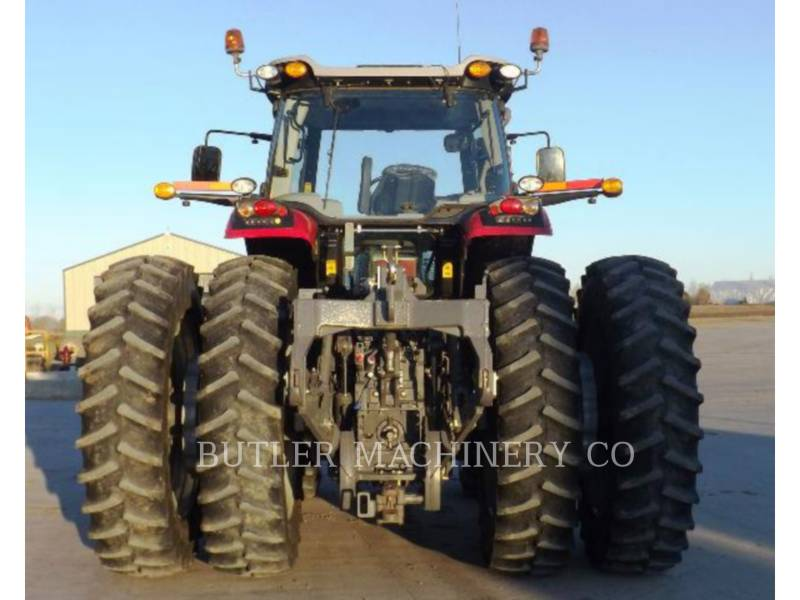AGCO-MASSEY FERGUSON AG TRACTORS 8670 equipment  photo 6