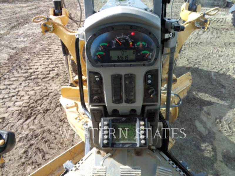 CATERPILLAR MINING MOTOR GRADER 140M equipment  photo 6