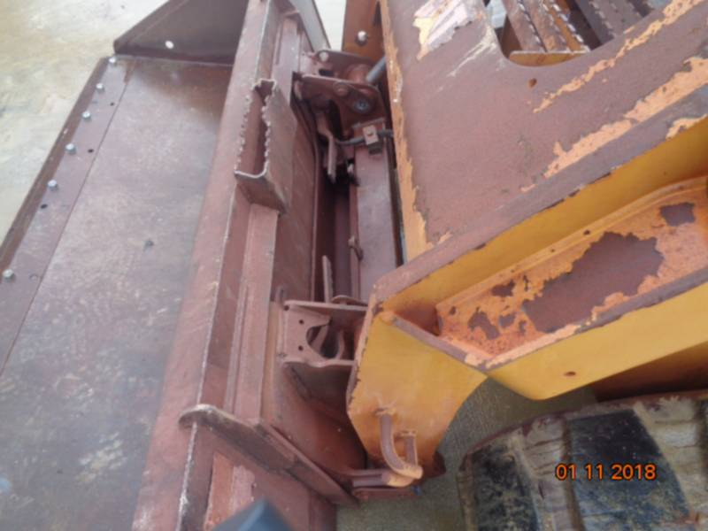 CATERPILLAR UNIWERSALNE ŁADOWARKI 299D2 equipment  photo 12