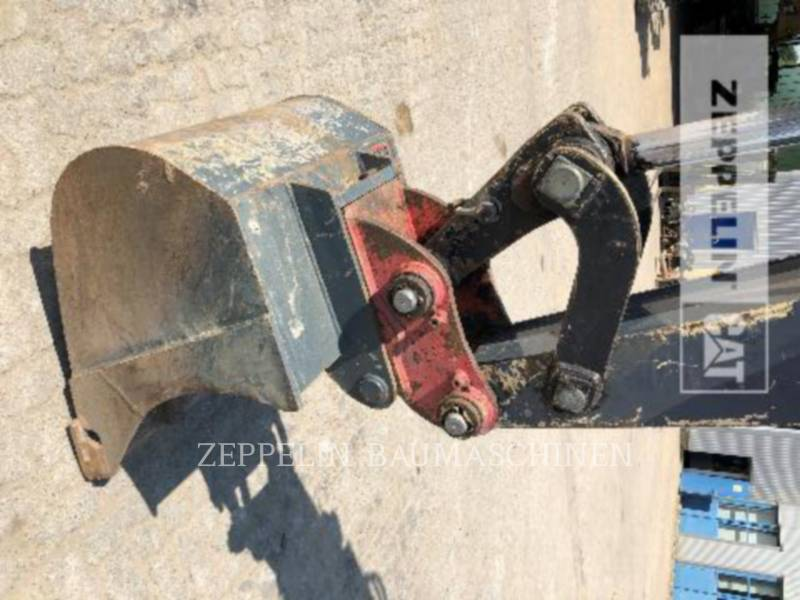 TEREX CORPORATION ESCAVATORI CINGOLATI TC125 equipment  photo 9