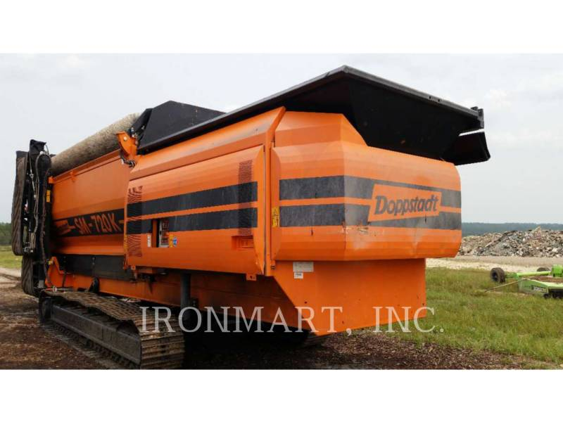 DOPPSTADT SCREENS SM720K equipment  photo 2